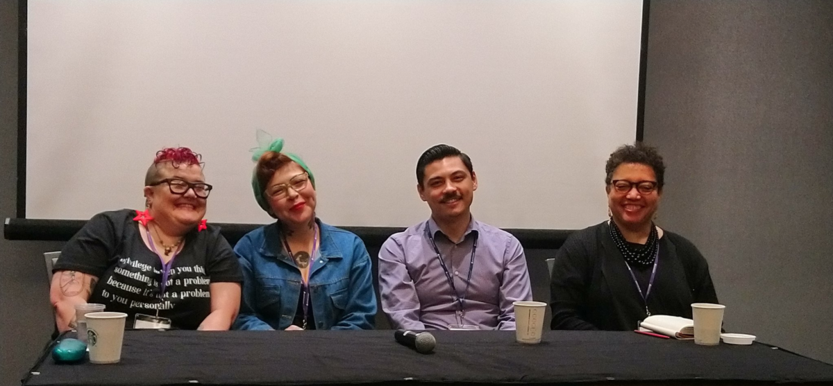 Archives & Intersectionality: Linking the Personal to the Professional–Panel from AMIA 2018, Portland, OR