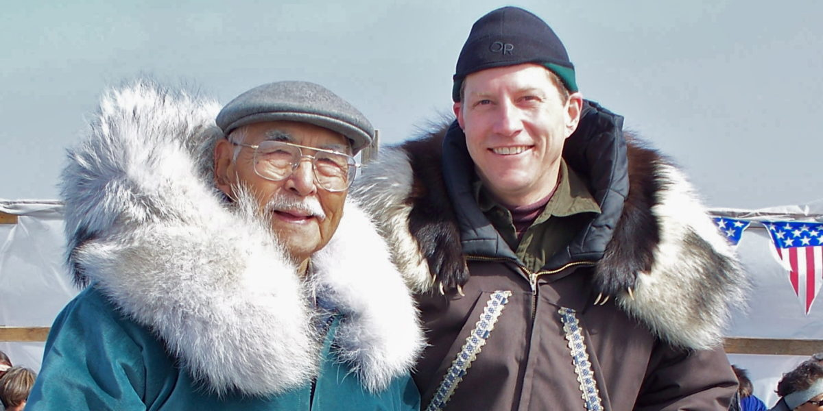 Archivist's Alley Goes to AMIA 2018, Pt 3: Bob Curtis-Johnson, Alaska's Moving Image Treasures and Strong Indigenous Voices